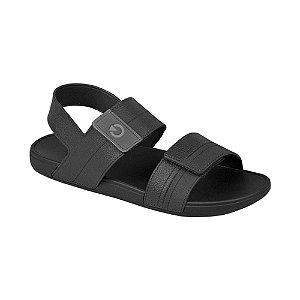 Sandálias Cartago Preto/preto