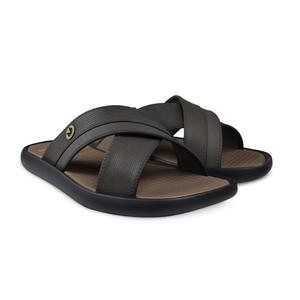 Sandálias Cartago Preto/preto/marrom