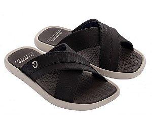 Sandálias Cartago Bege/marrom/azul