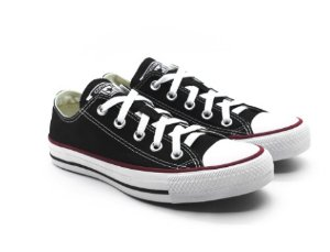 TÊNIS CONVERSE ALL STAR - PRETO