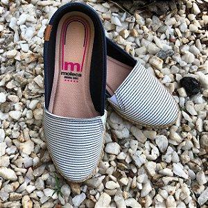 Sapatos Moleca 5287210 Marinho/multimarinho