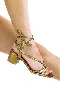 Sandálias Vizzano 6291985 Bronze/dourado/ouro