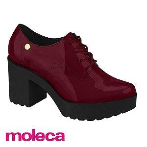 Sapato Moleca 5647211 Vinho