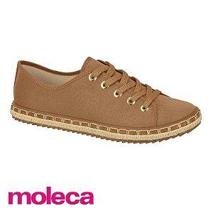 SAPATO MOLECA 5674100 CAMEL