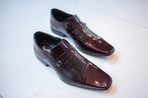 Sapato Social Sapateria / Airprince Vinho