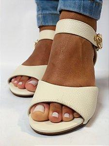 Sandálias Modare  Branco Off