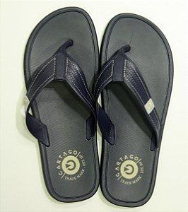 Sandálias Cartago Azul/azul