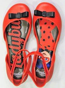 Sapatos Ladybug Vermelho/preto