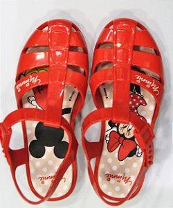 Sandálias Moranguinho Rosa/vermelho