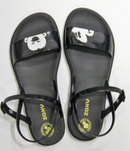 Sandálias Zaxy Preto