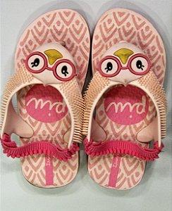 Sandálias Mickey E Minnie Vermelho/rosa