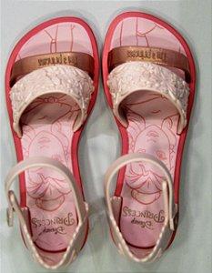 Sandálias Princesas Rosa/rosa
