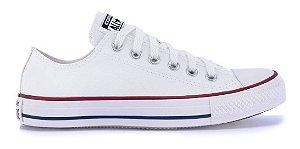 Tênis Converse All Star Ct04500001 Branco/vermelho/mho