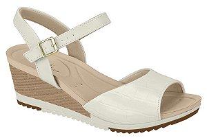Sandália Modare Off White