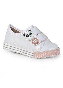 Sapatos Molekinha Branco