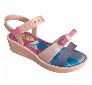 Sandálias Disney Rosa/azul