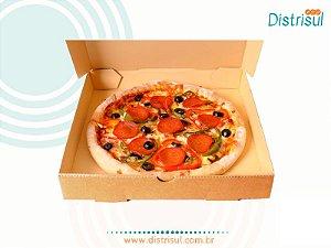 Caixa sextavada para Pizzas 50 unidades