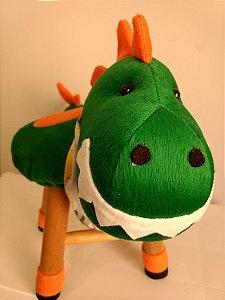Banquinho Dinossauro