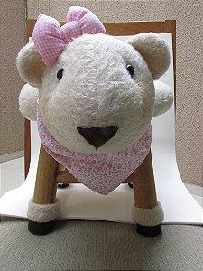 Banquinho Urso