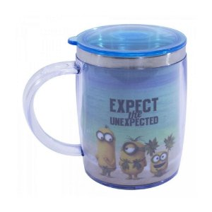 Caneca Minions 450 ml - Expect the Unexpected