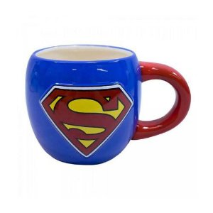 Caneca de Porcelana Superman - DC Comics