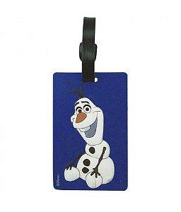 Tag para mala Frozen Olaf - Disney
