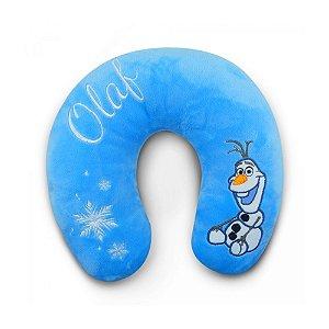 Almofada Pescoço Frozen Olaf - Disney