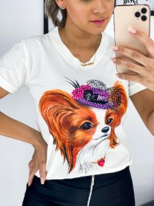 T-Shirt Spitz