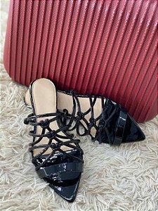 Rasteira D'Shoes Nó