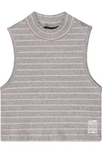 Blusa Croped Feminino Ribana Gloss REf 31149