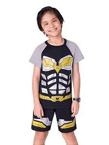 Pijama Masculino Batman Veggi Ref 0549