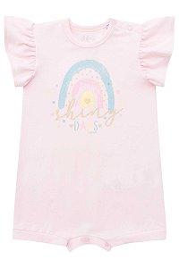 Jardineira+Body Infanti Ref 44122