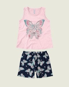 Pijama Feminino Malwee Ref 73498