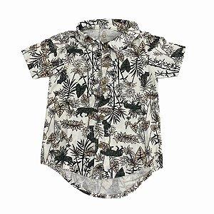 Camisa Masculina Malha Colisão