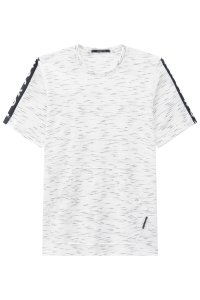 Camiseta Masculina Manga Curta Johnny Fox Ref 44611