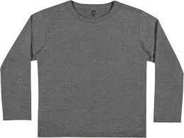 Camiseta Básica Manga Longa Masculina Elian Ref 51006