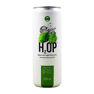 Agua Lupulada H2op Lata - 350ml