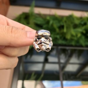 Pin Stormtrooper