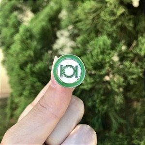 Pin Lanterna Verde