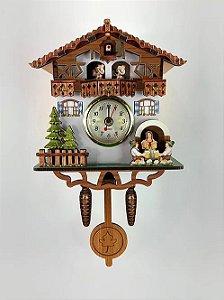 Relógio Cuco Chalé Biergarten