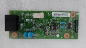 Placa de Fax de rede Para HP M1213NF LaserJet M1212NF MFP 1213NF 1212NF M1212 M1213 1212 1213 Placa de Fax Modem Card