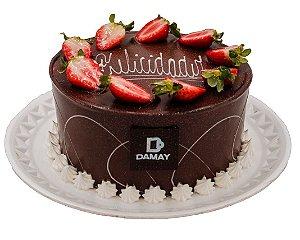 Torta de Morango 800gr.