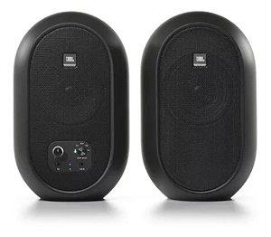 Caixa Monitor Studio Jbl 104 Com Bluetooth Par 60w