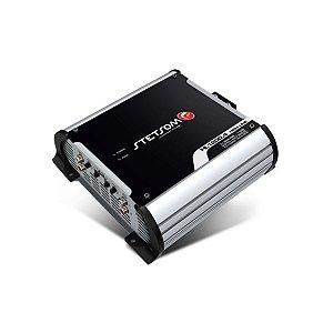 Módulo Amplificador Stetsom High Line HL1200.4 1200w Rms 1 Ohm 4 Canais