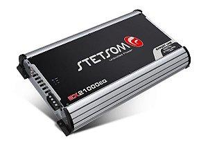 Módulo Amplificador Digital Stetsom Ex21000eq 21000w Rms 1 Ohm 1 Canal