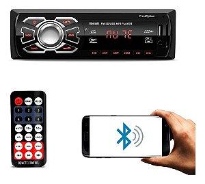 Som Automotivo First Option 6630bn Com Usb Bluetooth