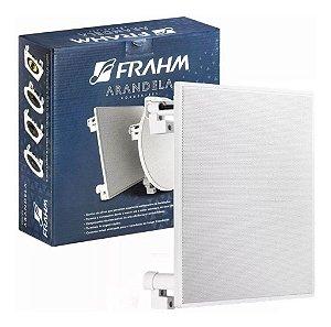 Caixa de Som Arandela Frahm Quadrada 6 40w Rms Som Ambiente