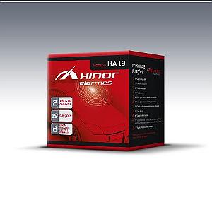Alarme Automotivo Hinor Ha19 Completo