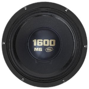 Alto Falante Woofer Eros 12 Polegadas 1600 MG 800W Rms 4 ohms