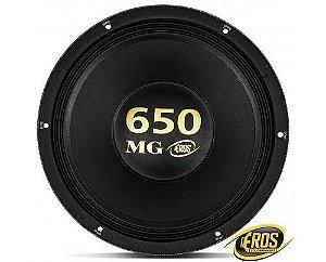 Alto Falante Woofer Eros 12 Polegadas E12 650 MG 650W Rms 8 ohms